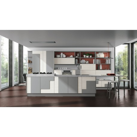 Creativa - Cucina moderna Lube - Mobilimatino.it