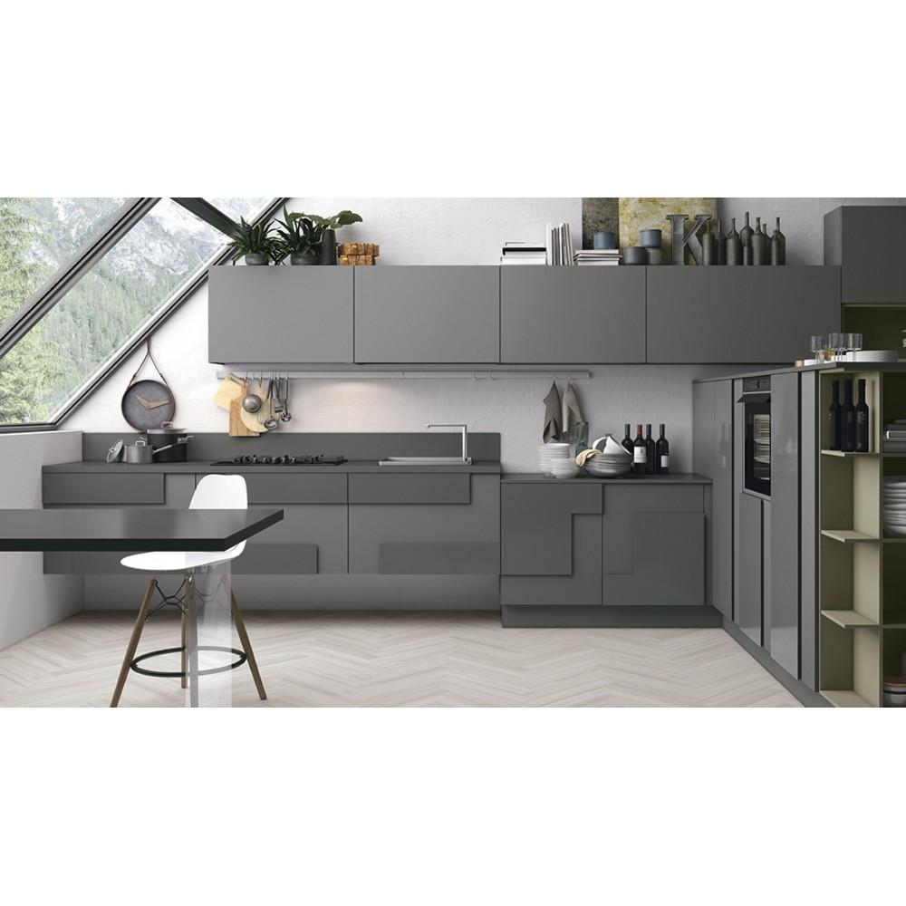 Creativa cucina moderna lube for Cucina creativa