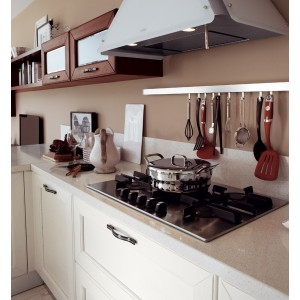 Claudia - Cucina classica Lube