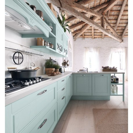 Agnese - Cucina classica Lube - Mobilimatino.it